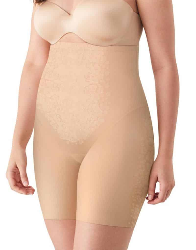 Maidenform Fitsense High Waist Thigh Slimmer