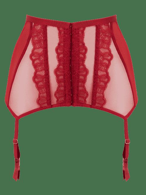 VIP Guipure Suspender