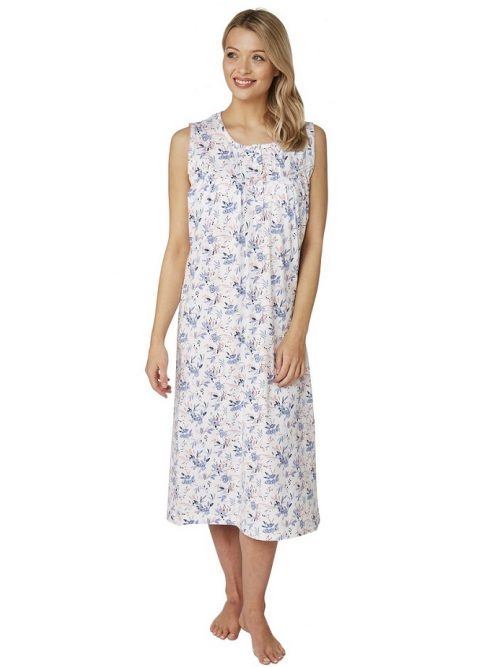 100% Cotton Sleeveless Nightdress Clancy