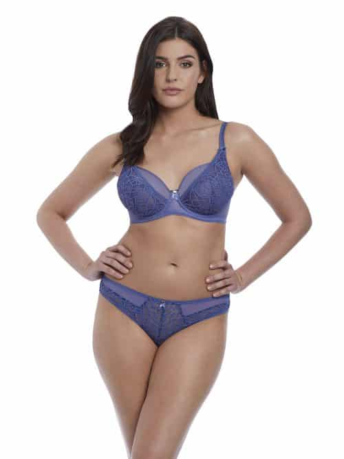 Freya Bra Soiree Lace Denim