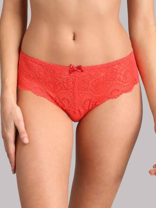 Playtex Brief Coral Flower Elegance