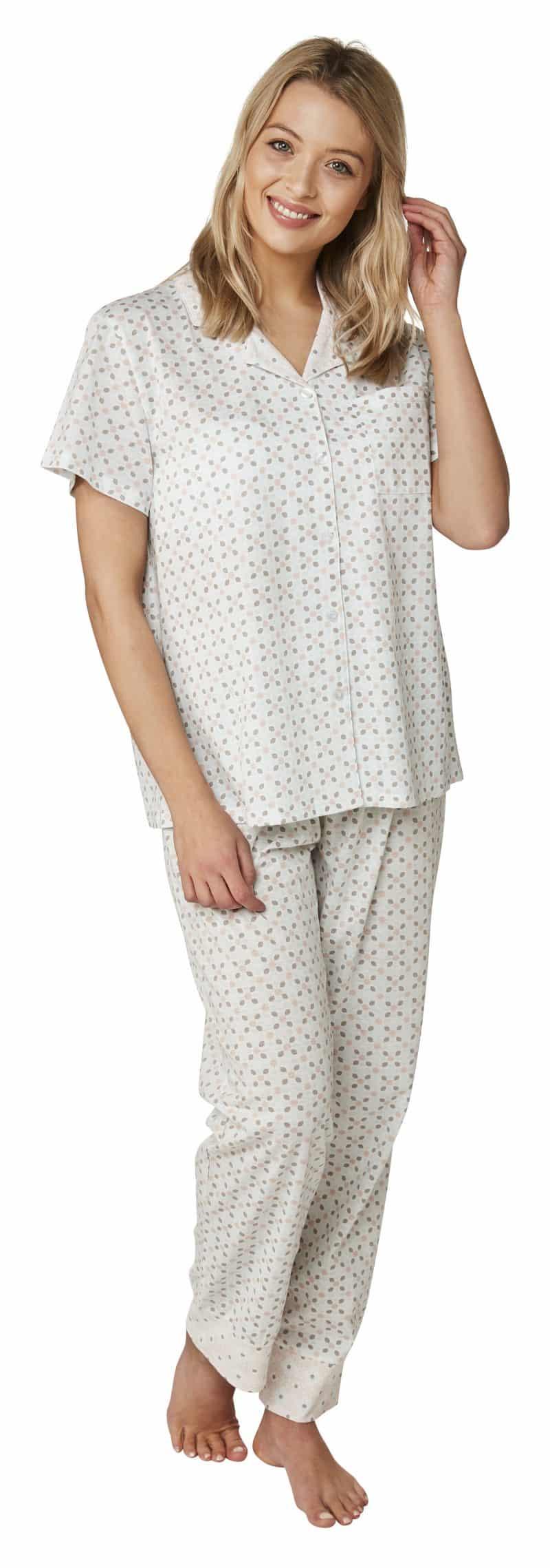 Mosaic Print Pyjamas Marlon Ma22790