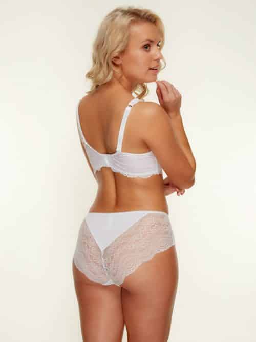 Padded T-Shirt Bra Elbrina white