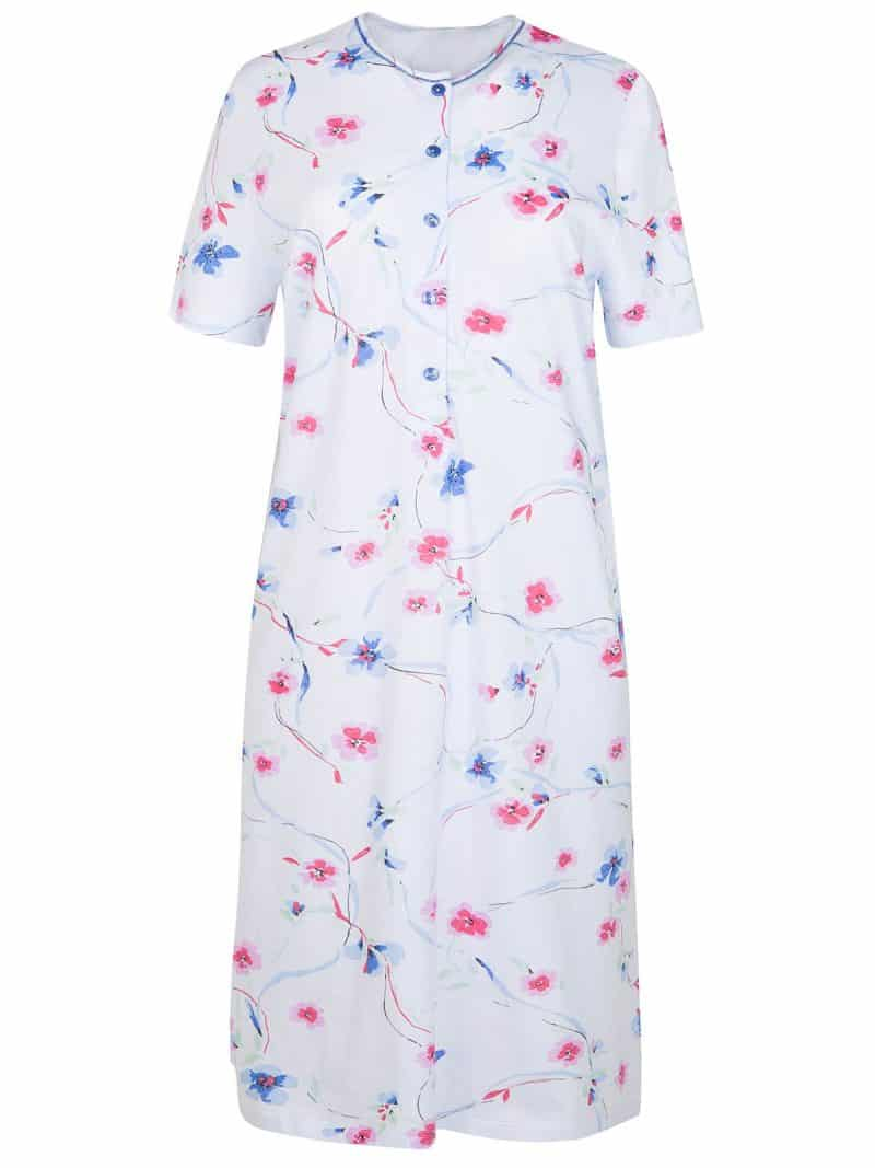 Cybele Blue Floral Night Dress