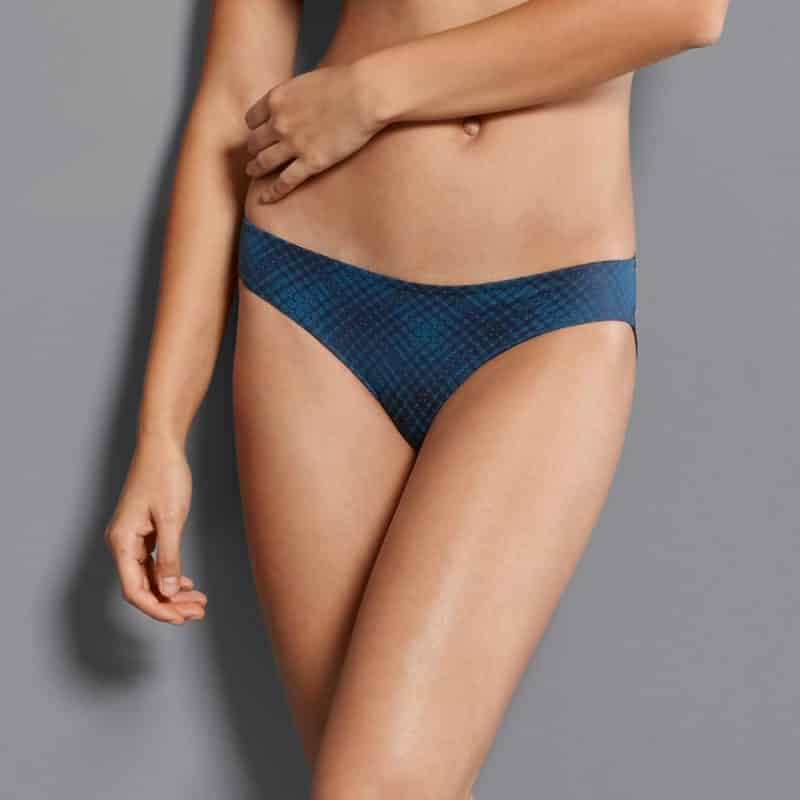Bikini Brief Rosa Faia Caroline Blue