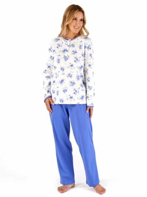 100% Cotton foral Pyjama Slenderella