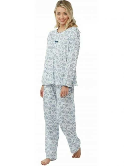 100% Cotton Long Sleeve Pyjamas Marlon
