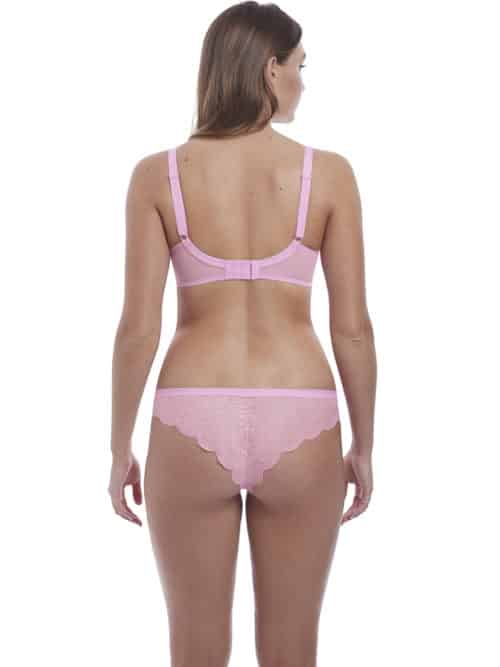 Freya Fancies Brazilian Brief Pink
