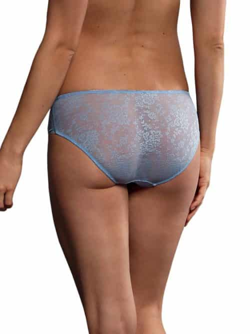 Anita Powder Blue Fleur Brief