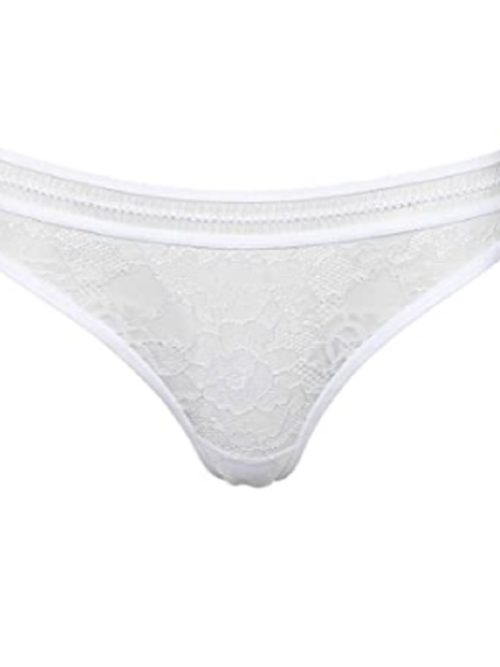 White Thong After Eden Feline