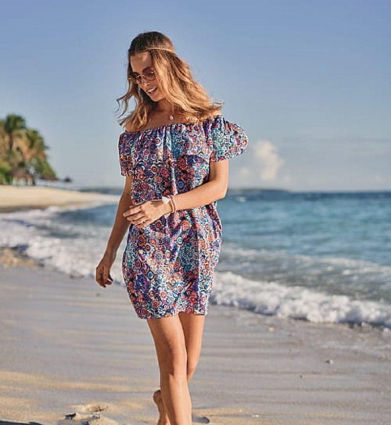 Beach dress Multi Colour Anita